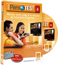 DVD perso Test 4 | ENPC | avec boitier réponse
