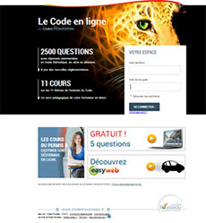 les tests de code de la route en ligne easyweb prepacode et plus. Black Bedroom Furniture Sets. Home Design Ideas