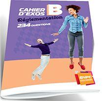 manuels et Cahier d'exos B (ENPC)