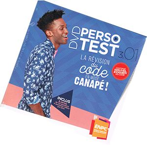 DVD perso test 3 01 ENPC - tests de code officiels