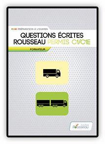 Questions écrites C1 / C1E - Codes Rousseau